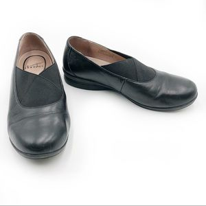 Dansko ANN Leather Slip-On Women Loafers Comfort